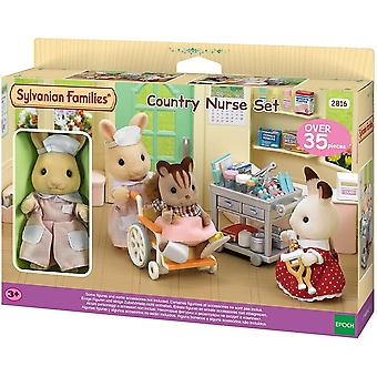 Sylvanian Families Country Nurse Set 5094
