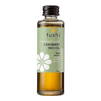 Fushi Wellbeing Cranberry Seed Oil 50ml (F0010460)