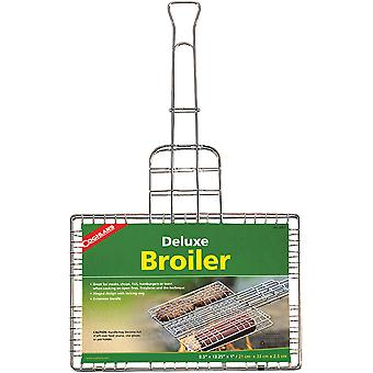Coghlan's Deluxe Broiler, Cook Over Open Fire, Camping Fire cheminées, et Barbeque