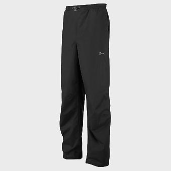 Nuevos Hi-Gear Hombres's Typhoon Impermeable Overtrousers Negro