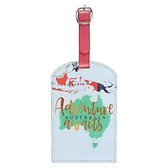 Something Different Adventure Awaits Luggage Tag
