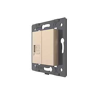 Eu  Standard -socket Module For Computer Funtion Key