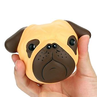 Hond Geurende Squishy Charme Slow Rising Simulation Gadgets Novelty Stress Relief