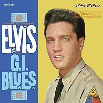 Presley,Elvis - G.I. Blues [Vinyl] USA import