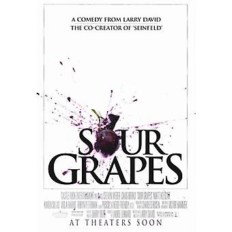 Sour Grapes Movie Poster (11 x 17)