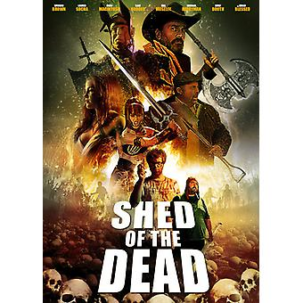 Shed Of The Dead [DVD] USA import