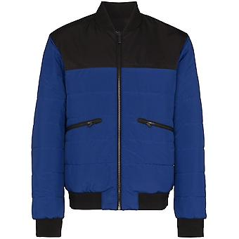 Reversible Quilted Bomber Jacket