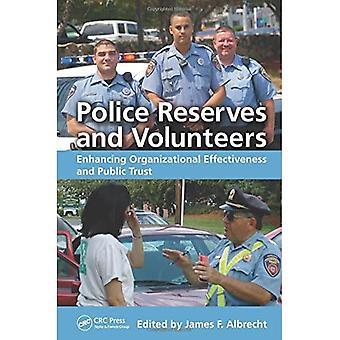 Poliisin reservit ja vapaaehtoiset