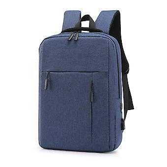 Plecak na laptopa Męski plecak biznesowy z portem ładowania USB Wodoodporny trwały