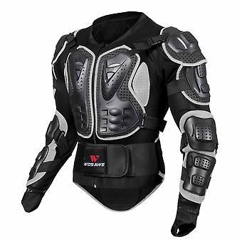 Motorkerékpár Racing védő páncél kabát