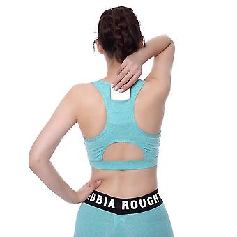 Women Sports Bra With Phone Pocket At The Back