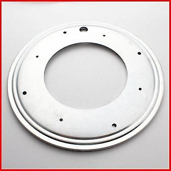 Ronde roterende draaitafel Lazy Susan Ball Bearing Metal Draaiplaat, Basis