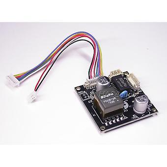 Power Over Ethernet Regulator Module Board Input Dc48v / Output Dc12v 2a