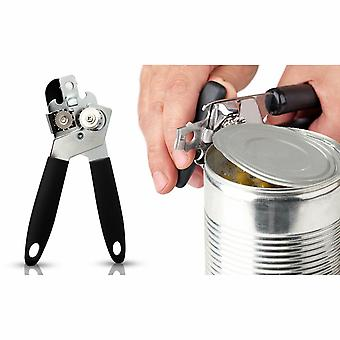 Home Connection 3 In 1  Manual Multifunctional Stainless Steel Can Opener