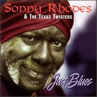 Sonny Rhodes - Just Blues [CD] USA import