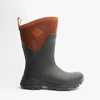 Muck Boots Arctic Ice Ladies Cr Flex-foam Wellington Boots Orange