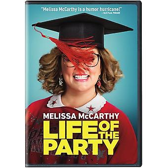 Life of the Party [DVD] USA import