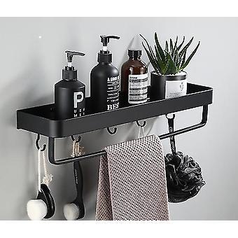 Badeværelse hylde med håndklæde Bar-Space Aluminium Corner Hylder