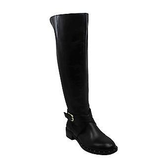 INC internasjonale konsepter kvinners Fadora skinn runde tå knehøy mote ...