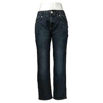 Lee Men's Straight Jeans 30x30 Straight Leg c/ Pockets Blue 1