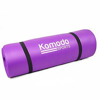 15mm Gym Mat - Purple