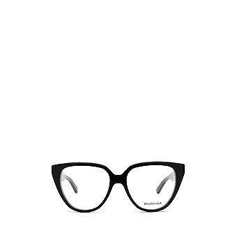 Balenciaga BB0129O black female eyeglasses