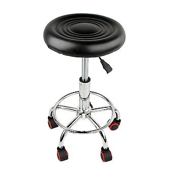 Adjustable Barber Chairs, Hydraulic Rolling Swivel Stool