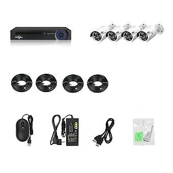 Caméra de sécurité de vidéosurveillance extérieure Nvr System