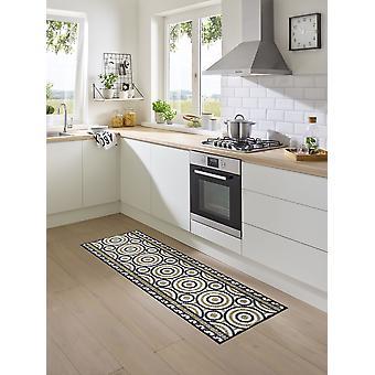 lavagem+tapete de cozinha seco Framework 60 x 180 cm capacho lavável