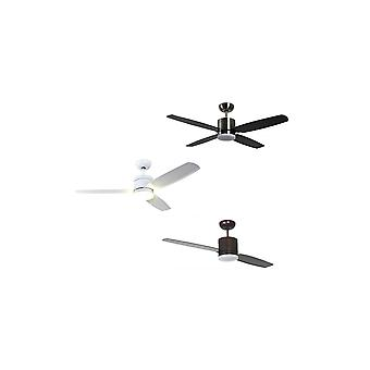 DC ceiling fan Turno with LED light and remote control