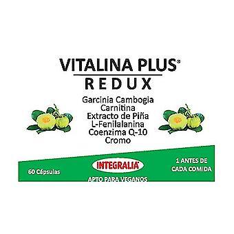 Vitalina Plus Redux Vegan 60 capsules