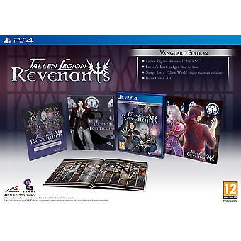 Fallen Legion Revenants Vanguard Edition PS4 Game
