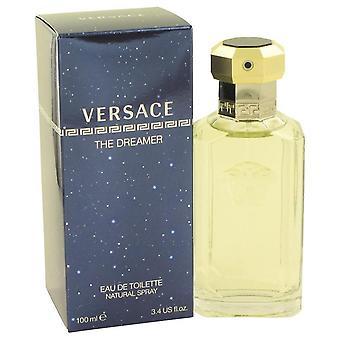 Dreamer Eau De Toilette Spray von Versace 3.4 oz Eau De Toilette Spray