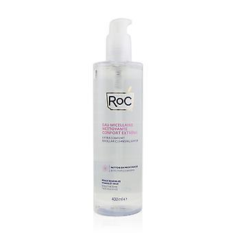 ROC Extra Comfort Micellar Cleansing Water (Sensitive Skin  Face & Eyes) 400ml/13.52oz