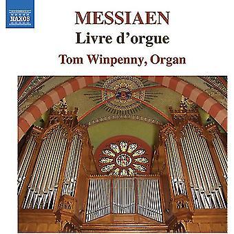 Messiaen / Winpenny - Verset Pour La Fete De La Dedicace [CD] USA import