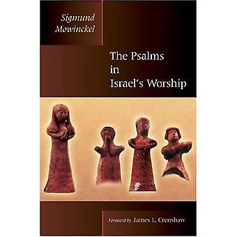 The Psalms in Israel's Worship by Sigmund Mowinckel - 9780802828163 B