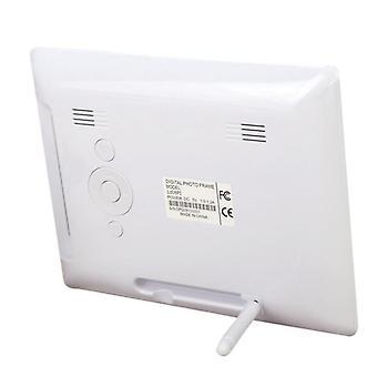 7 بوصة HD Tft LCD إطار الصور الرقمية مع MP3 MP4 عرض الشرائح على مدار الساعة البعيد