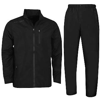 Island Green Mens 2021 Waterproof Windproof Taped Seams Breathable Golf Suit
