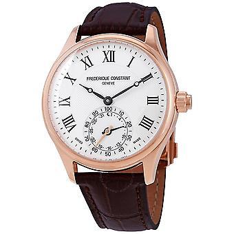 Frederique Constant Horological Smartwatch Silver Dial Men's FC-285MC5B4