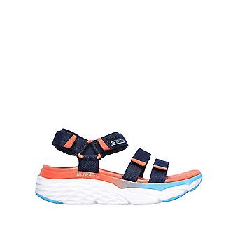 Skechers Women's Max Cushioning Flat Sandals