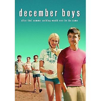 December Boys [DVD] USA import