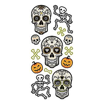 Paper House Productions - Puffy Stickers - Skeletons