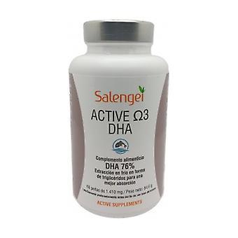 Active Omega 3 DHA 60 softgels