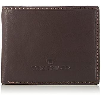 Tom Tailor AccLARY - Men's Wallets, Brown (Braun (Braun 29)), 12 x 10 x 1 cm (L x A x L)