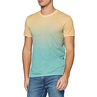 CMP T-Shirt with Gradient Color, Men's, Herbal-Mint, 50