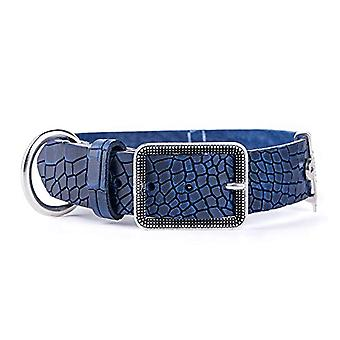 My Family Adjustable Collar in Real Leather Made in Italy Tucson Collection(22)