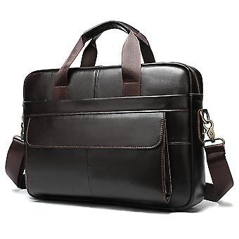 Briefcase's, Genuine Leather Bag