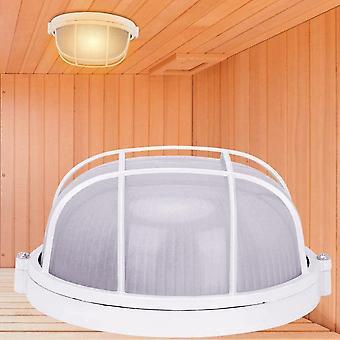Anti-high temperature pyöreä saunahuone räjähdyssuojaus lamppu