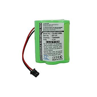 Cameron Sino Sc150Bl Battery Replacement For Bearcat Barcode Scanner