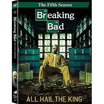 Breaking Bad Season 5 DVD